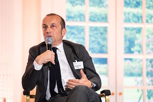 Georges Rocchietta, président-directeur général Foncière Atland